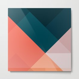 Geometric 1708 Metal Print