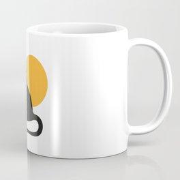 Cat & Sun Coffee Mug