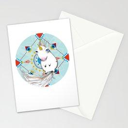 Unicorn Baby Stationery Cards