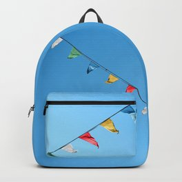 Colorful and minimal party Backpack