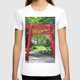 Japanese Torii Gate T-shirt