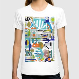 collage & go ... T-shirt