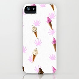 Ice Cream Munchies iPhone Case