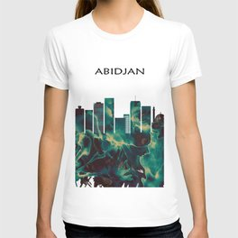 Abidjan Skyline T-shirt