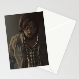 Ezekiel. Sam Winchester Stationery Cards
