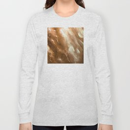 In the Company of Myself: Abstract #5 Long Sleeve T-shirt