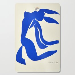 Blue Nude Dancing - Henri Matisse Cutting Board