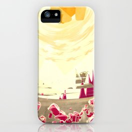 Leftovers. iPhone Case