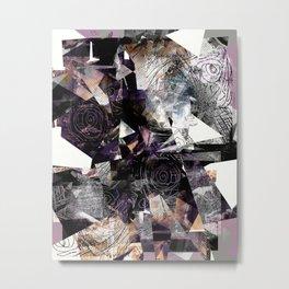 October's Flower Metal Print