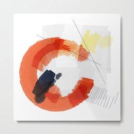 Nucleus Series – 3 of 3 Metal Print
