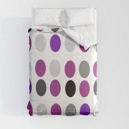 Circle Circle Dot Dot Comforters