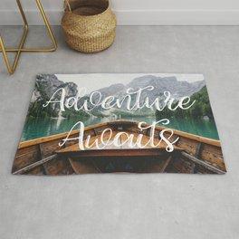 Live the Adventure - Adventure Awaits Rug