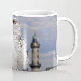 Baltic SEAGULL on the beach chair Coffee Mug