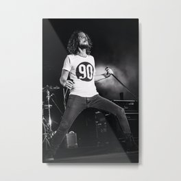 Chris Cornell Music Singer Star Poster Canvas Wall Art Home Decor Metal Print