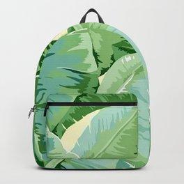 Banana leaf grandeur Backpack