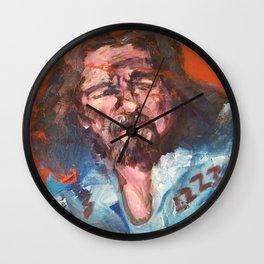 The Dude Wall Clock