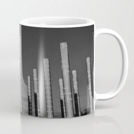 Paris en noir et blanc Tour Eiffel Coffee Mug