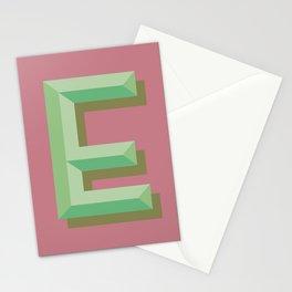 E Stationery Cards
