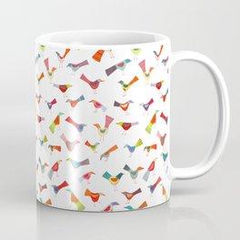Birds doing bird things Coffee Mug