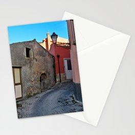 Sicilian Medieval Village (The Godfather/1971) Stationery Cards