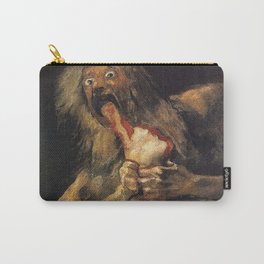 SATURN DEVOURING HIS SON - GOYA Carry-All Pouch