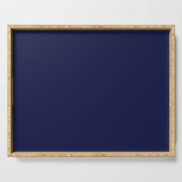 2019 Color: Ultra Blue Moon Serving Tray