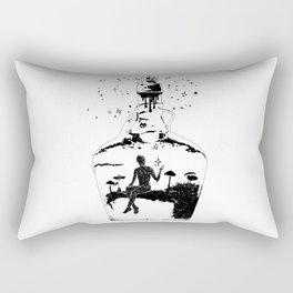 Asteria in a bottle Rectangular Pillow