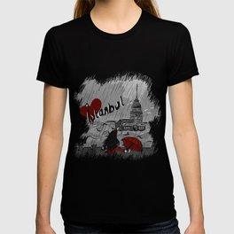 Istanbul - Travel Serie T-shirt