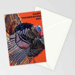 Thanksgiving Day Card Stationery Cards