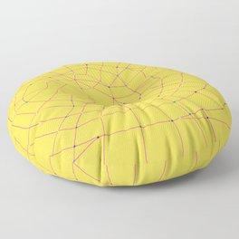 Emily Ratajkowski Floor Pillow