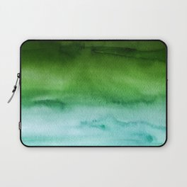 Sky Watercolor Texture Abstract 512 Laptop Sleeve