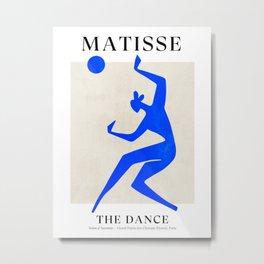 The Dance 2   Henri Matisse - La Danse Metal Print