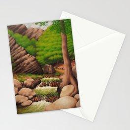 Craig Creek Cliff Stationery Cards
