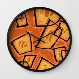 Rootbeer Wall Clock