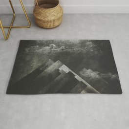 Mount everest and me Rug