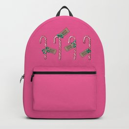 Mean Girls Candy Cane-Grams - Four For You GC, You Go GC! Backpack