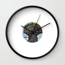 Hopewell Rocks Wall Clock