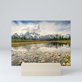Grand Teton Fine Art Print Mini Art Print