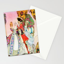 Kay Nielsen - Twelve Princesses And Cheating Prince Miraflow Stationery Cards