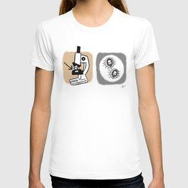 John Wick in the Lab T-shirt