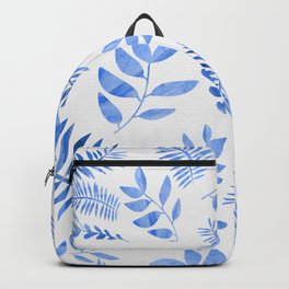 Blue Botanicals Backpack