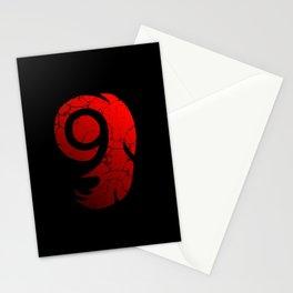 Ram No.9 Stationery Cards