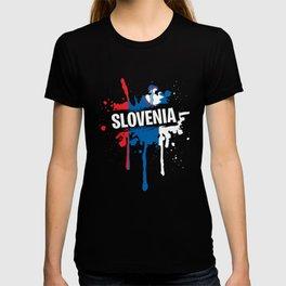 Awesome Slovenia Shirt Men T-shirt