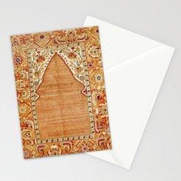 Transylvanian West Anatolian Niche Carpet Print Stationery Cards