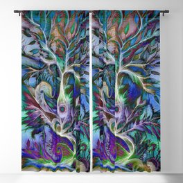 Tree of Life 2017 Blackout Curtain