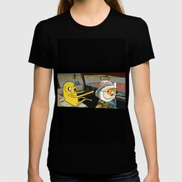 fear and loathing time T-shirt
