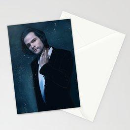 Jared Padalecki. Blue Stationery Cards