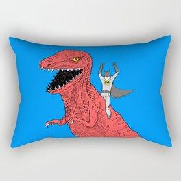 Dinosaur B Forever Rectangular Pillow