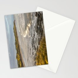 Seahouses Beach Stationery Cards