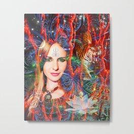 Svetlana Kreuzer Metal Print